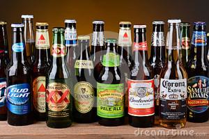 variedad-de-solas-botellas-de-cerveza-41582098